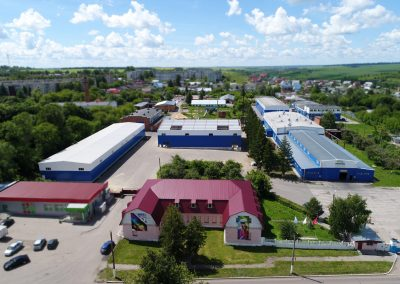 BARS-2 production plant in Plavsk, Russia